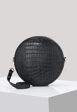 Crickit - Umhängetasche - black