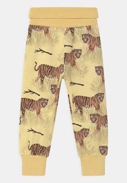 Walkiddy - TIGERS UNISEX - Broek - yellow