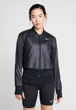 Nike Performance - Laufjacke - black