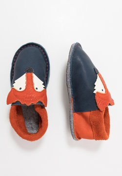 POLOLO - KIGA FUCHS - Chaussons - tobago/orange