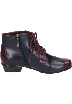 Piazza - Ankle Boot - sangria/melanzana