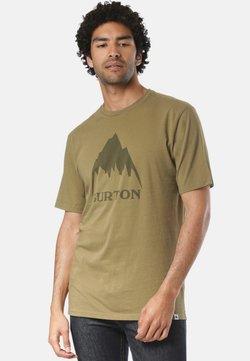 Burton - T-shirt con stampa - green