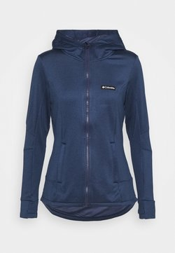 Columbia - WINDGATES TECH NOCTURNAL HEATH - Fleecejacke - nocturnal heather
