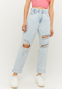 TALLY WEiJL - Jeansy Relaxed Fit - blu