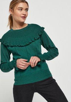 Next - Sweter - green