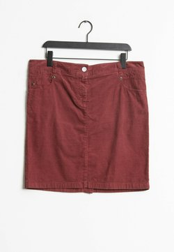 Marc O'Polo - Jeansrock - red