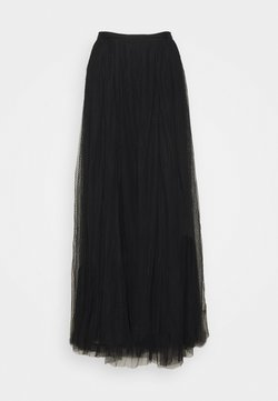 STUDIO ID - LONG SKIRT - Maxirok - black