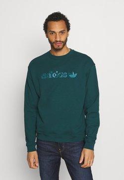 adidas Originals - CREW UNISEX - Sweatshirt - wild teal