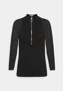 Morgan - TAMILA - Bluzka z długim rękawem - noir