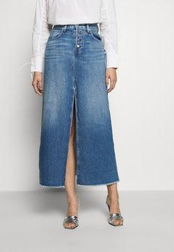 Pepe Jeans - MIRABELLE - Falda larga - blue denim