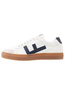 Flamingos' Life - CLASSIC 70'S - Sneakers laag - white/navy/caramel