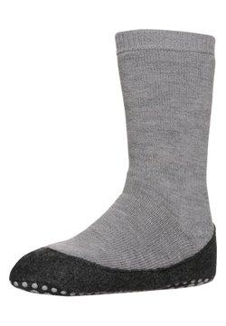 FALKE - COSYSHOES - Socken - light grey