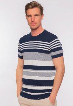 Colours & Sons - MILOW  - T-Shirt print - blue