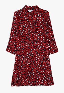 Grunt - SOLVEJ DRESS - Blusenkleid - happy red
