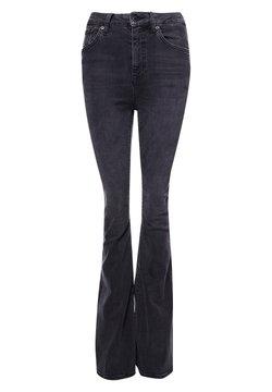 Superdry - Jeans a zampa - wolcott black stone