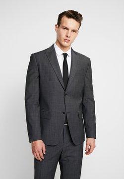 Calvin Klein Tailored - BISTRETCH DOT - Anzug - grey