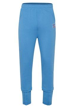 Hummel Hive - HIVE HMLCIA PANTS - Jogginghose - french blue
