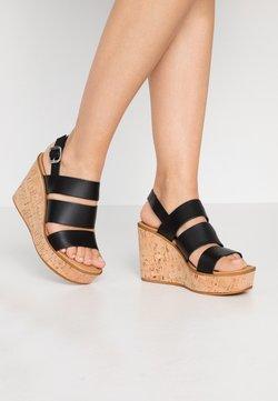 Esprit - KORSY BAND - High Heel Sandalette - black