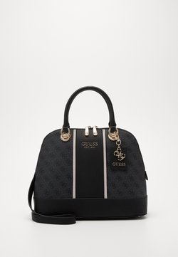 Guess - CATHLEEN LARGE DOME SATCHEL - Sac à main - coal