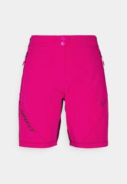 Dynafit - TRANSALPER LIGHT SHORTS - kurze Sporthose - flamingo