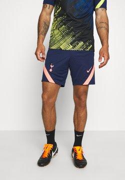 Nike Performance - TOTTENHAM HOTSPURS DRY SHORT - Pantalón corto de deporte - binary blue/lava glow/lava glow