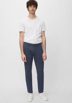 Marc O'Polo - Chino - multi/dark blue stripe