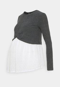 New Look Maternity - Jersey de punto - dark grey