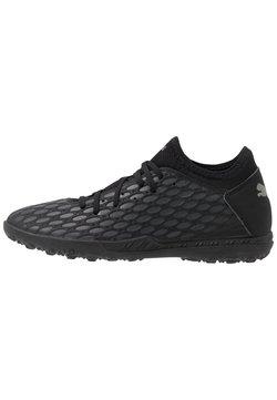 Puma - FUTURE 5.4 TT - Voetbalschoenen voor kunstgras - black/asphalt