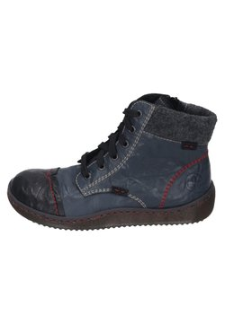 Rieker - Bottines à lacets - blue