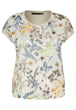 LeComte - MIT MUSTERMIX  - T-Shirt print - beige