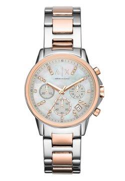 Armani Exchange - Chronograaf - roségold-coloured/silver-coloured