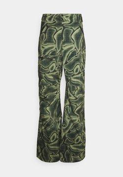 Helly Hansen - SOGN CARGO PANT - Pantaloni da neve - green