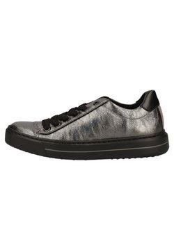 ara - Sneaker low - piombo, schwarz