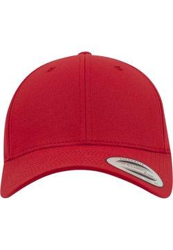 Flexfit - CURVED CLASSIC SNAPBACK - Cap - red