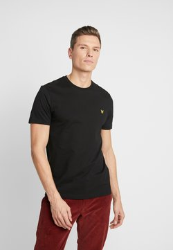 Lyle & Scott - T-shirt basic - jet black