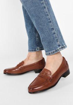 Clarks - HAMBLE  - Scarpe senza lacci - light brown