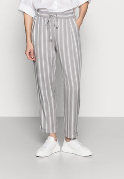 More & More - TROUSER - Stoffhose - new grey