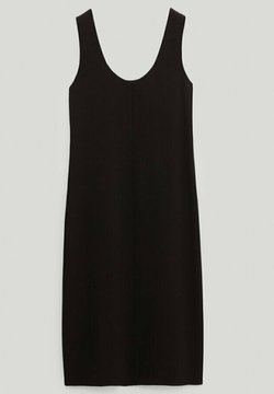 Massimo Dutti - Cocktailkleid/festliches Kleid - black