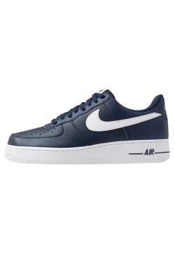 Nike Sportswear - AIR FORCE 1 '07 AN20  - Sneaker low - midnight navy/white