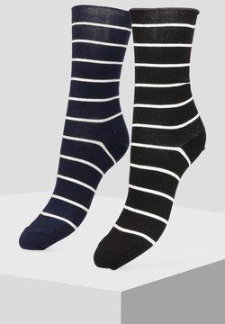 Libertad - 2 PACK - Socken - blue