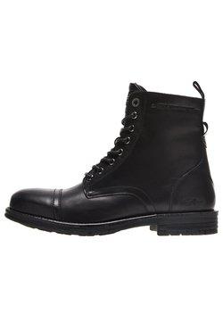 Pepe Jeans - TOM CUT PREMIUM - Schnürstiefelette - black