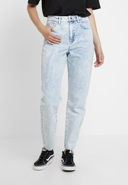 Miss Selfridge - ACID MOM - Relaxed fit jeans - blue