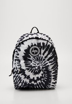Hype - BACKPACK MONO TIE DYE - Ryggsäck - black/white