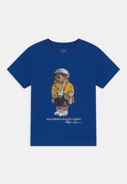 Polo Ralph Lauren - T-shirt med print - pacific royal