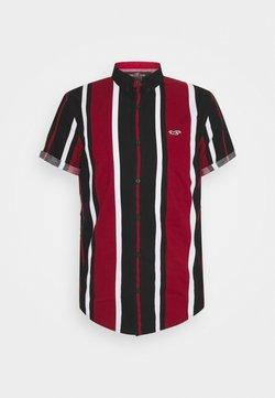 Hollister Co. - Hemd - red/black