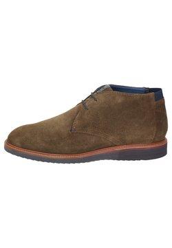 Sioux - QUINTERO - Ankle Boot - grün