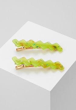 Valet Studio - NEEVE CLIPS 2 PACK - Haar-Styling-Accessoires - green