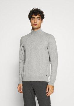 INDICODE JEANS - BURNS - Trui - mottled light grey