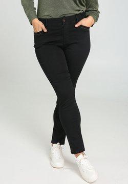 Paprika - SLIM LÄNGE - Slim fit jeans - black