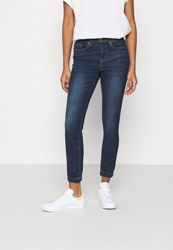 ONLY - ONLWAUW LIFE - Jeans Skinny Fit - dark blue denim
